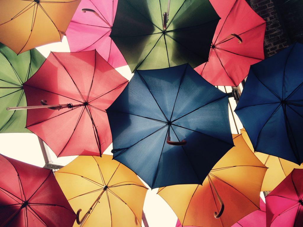Parasol - savoir-vivre